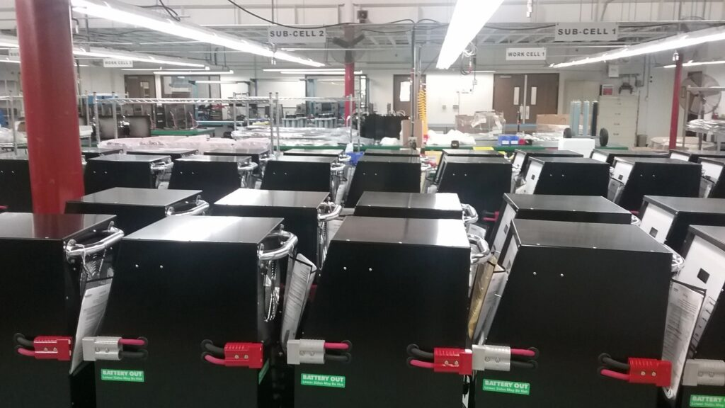 Battrecon Commercial Grade Battery Desulfation Systems