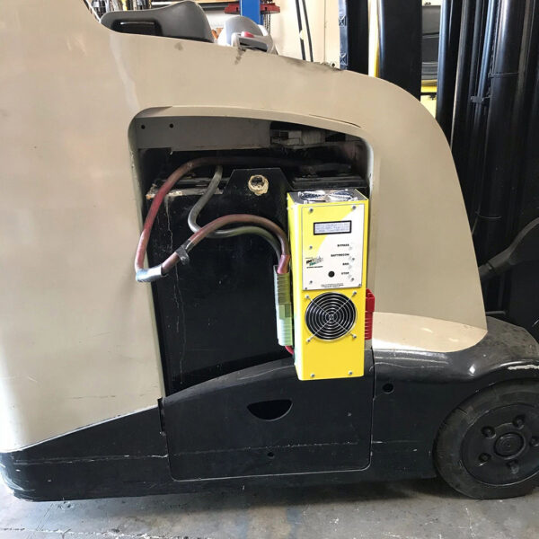 battrecon model 8000 forklift battery desulfation